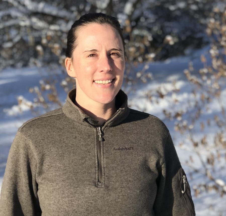 Denise Peterson, GIS Analyst/Wildlife Biologist