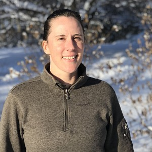 Denise Peterson, GIS Analyst/Wildlife Biologist